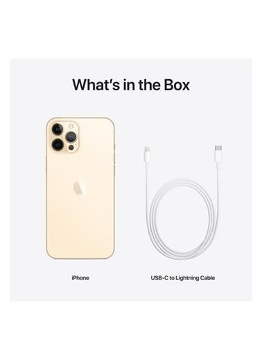 Apple Apple iPhone 12 Pro Max 512 GB Altın Cep Telefonu Aksesuarsız ( Apple Türkiye Garantili ) Renkli